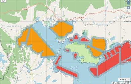 Перспективные акватории Приморья задействуют под марифермы