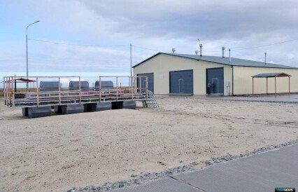 На Ямале открыли завод для подращивания рыбной молоди