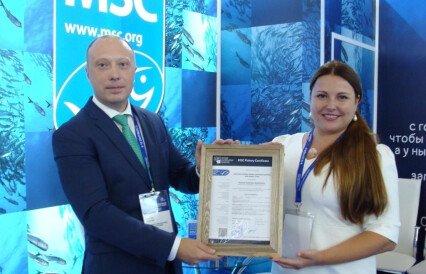MSC-сертификат подтвердил высокие стандарты практик АДМ