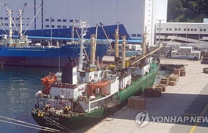 16 моряков с коронавирусом выявили на судне, пришедшем из Владивостока в Пусан