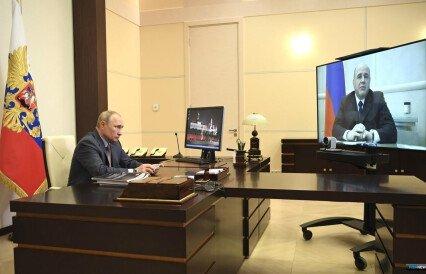 Владимир Путин дал зеленый свет плану восстановления экономики