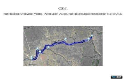 Рыбоводам предлагают акватории в Саратовской области