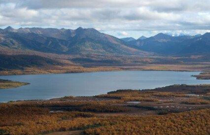 Главрыбвод доволен заполнением нерестилищ на Начикинском озере